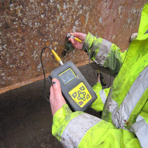 Corrosion Thickness Gauge