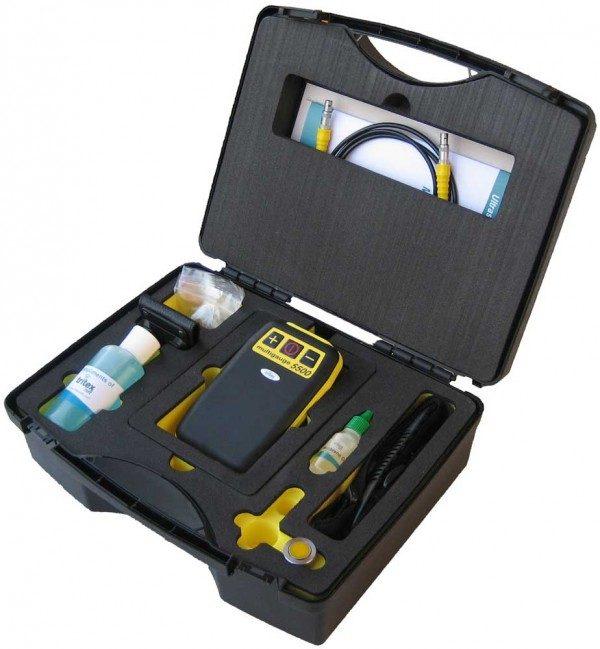 Multigauge 5500 Metal Thickness Tester Kit