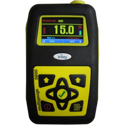 Multigauge 5600 Ultrasonic Thickness Meter