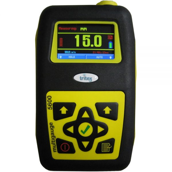 Multigauge 5600 Ultrasonic Thickness Meter