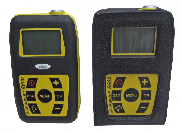 Multigauge 5600 Ultrasonic Thickness Meter Leather Case