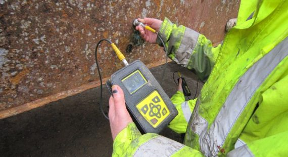 Multigauge Surveyor Ultrasonic Thickness Gauge