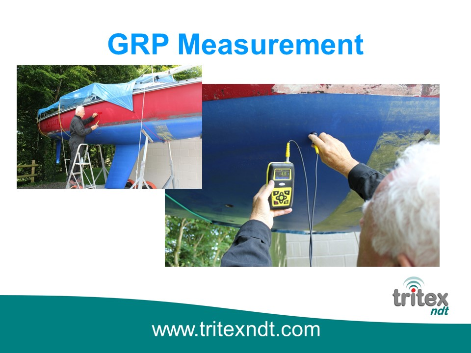 Inspection of GRP
