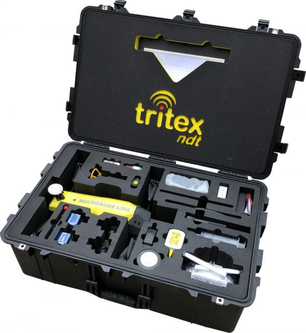 Multigauge 6500 Drone with Thickness Gauge