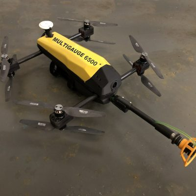 Tritex Multigauge 6500 Drone with Thickness Gauge
