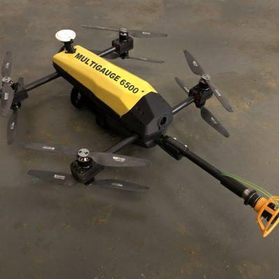 Tritex Multigauge 6500 Drone with Thickness Gauge