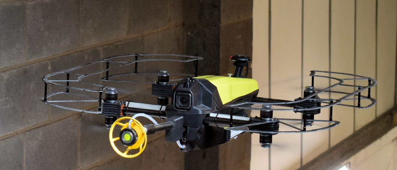 Multigauge 6500 Drone Thickness Gauge